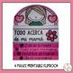 Dia de la Madre - Flipbook (Mother's day in Spanish)