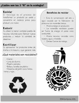 Dia de la Tierra -  Earth Day in Spanish