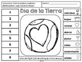 Dia de la Tierra / Earth Day Spanish