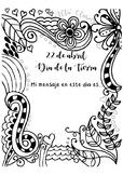 Día de la Tierra - Earth day Español - Spanish