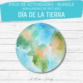 Día de la Tierra - Pack de Actividades - Bundle (español)