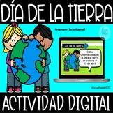 Dia de la Tierra - Vocabulario y Actividades Digital - Goo