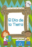 Día de la Tierra con plantillas diferenciadas / Earth Day Bundle in Spanish
