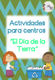 Día de la Tierra: ideas para centros / Earth Day Centers ideas in Spanish