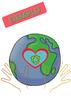 Día de la Tierra plantillas escritura diferenciadas/Earth Day Writing in Spanish