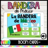 Día de la bandera mexicana | Mexican Flag Day Boom Cards™ in Spanish