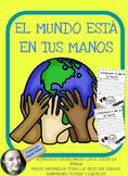 Dia de la tierra! Banderines, Posters y Reflexion!