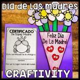 Día de las Madres CRAFTIVITY Ramo de Flores e Certificado
