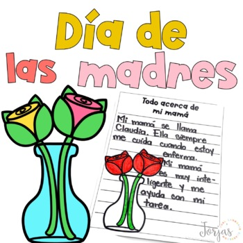 Dia de las Madres - Mother's Day Spanish