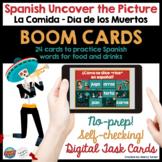 Día de las Muertos Boom Cards Spanish Uncover the Picture