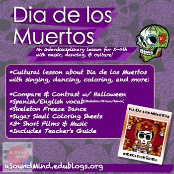 Dia de los Muertos: A K-4 Cultural Lesson