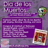 Dia de los Muertos: A K-2nd Cultural Lesson