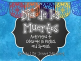 Dia de los Muertos Activities in English and Spanish