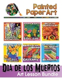 Dia de los Muertos Art Lesson Bundle