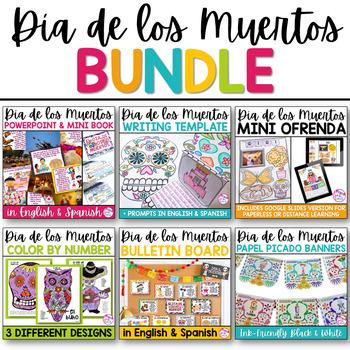 Dia de los Muertos Bundle / Day of the Dead Bundle