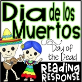 Dia de los Muertos Close Read (Day of the Dead)