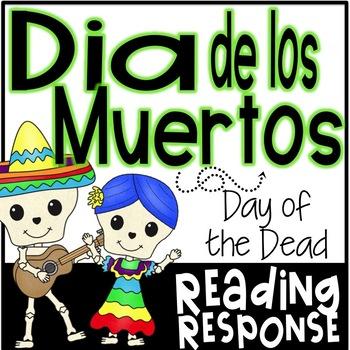 Dia de los Muertos Close Read (Day of the Dead)