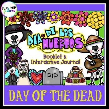 Día de los Muertos DAY OF THE DEAD Booklet & Interactive Journal