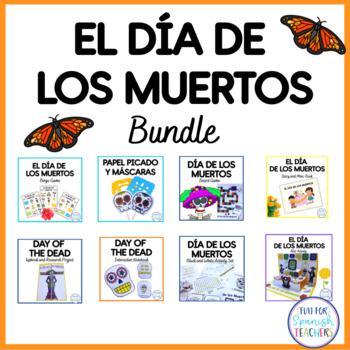 Día de los Muertos / Day of the Dead {Big Bundle}