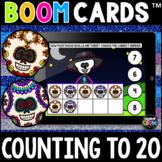 Día de los Muertos, Day of the Dead, Counting Math Boom Ca