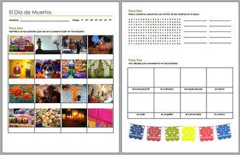 Dia de los Muertos - Day of the Dead Culture Photos and Crafts