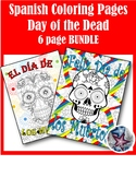 Día de los Muertos Day of the Dead - Fall Spanish Adult Co
