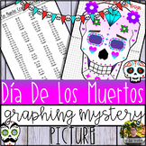Dia de los Muertos / Day of the Dead Graphing Mystery Picture