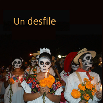 Día de los Muertos Day of the Dead PowerPoint and Activities
