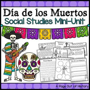 Día de los Muertos/Day of the Dead Social Studies Mini-Unit
