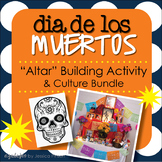 Dia de los Muertos - Day of the Dead Spanish Altar Buildin