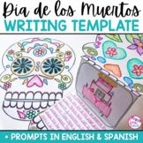 Día de los Muertos / Day of the Dead Writing Template