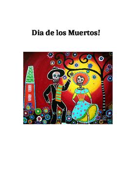 Dia de los Muertos: History & Activity