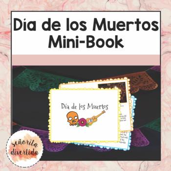 Día de los Muertos Mini-Book