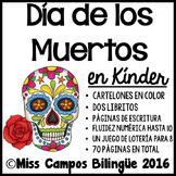Dia de los Muertos Kindergarten