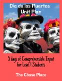 Día de los Muertos, Level 1 Unit Plan in Comprehensible Spanish