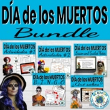 Dia de los Muertos Activities Spanish Bundle