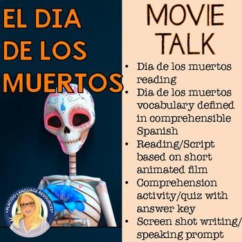 Día de los Muertos Movie Talk