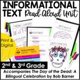 Dia de los Muertos Read-Aloud Unit   Use With Book The Day
