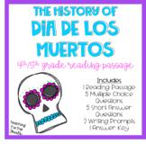 Dia de los Muertos Reading Passage