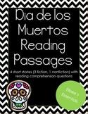 Dia de los Muertos Reading Passages
