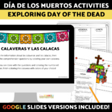 Día de los Muertos Activities for Exploring Day of the Dead!