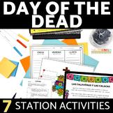 Día de los Muertos Activities for Exploring Day of the Dead!