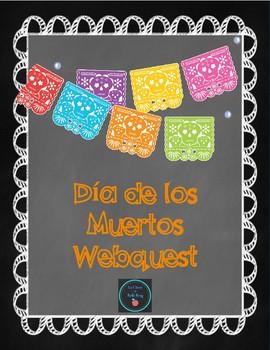 Día de los Muertos Webquest