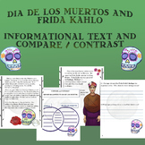 Dia de los Muertos and Frida Kahlo Compare and Contrast