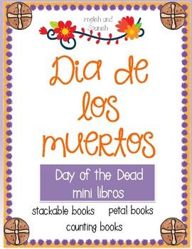 Día de los Muertos libritos
