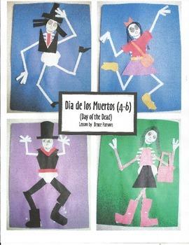 Dia de los Muertos or Day of the Dead (4-6)