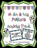 Dia de los Muertos/Day of the Dead Activity Pack