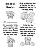 Dia de los Muertos/Day of the Dead Book