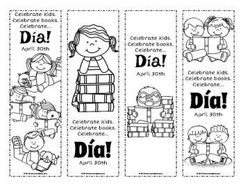 Día de los Niños Activity Packet