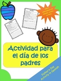 Dia de los Padres / Fathers day in Spanish